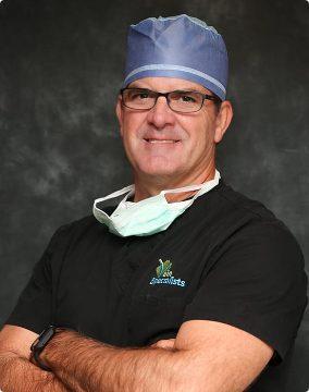 Headshot of Dr. Joseph Magnant